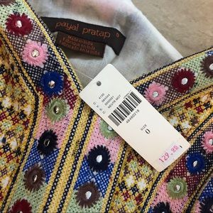 Anthropologie Dresses - NWT - Anthropologie embroidered maxi dress
